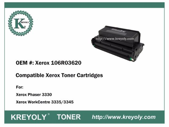 Cartouche de toner compatible Xerox Phaser 3330 WorkCentre 3335 WC3345