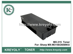 Toner compatible Sharp MX-315 CT / FT / T / NT / AT